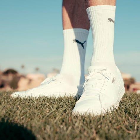 PUMA Golf Shoes - Original G - White 2021