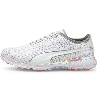 PUMA Golf Shoes - PRO ADAPT Delta - White Spectra LE AW21