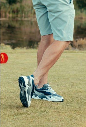 PUMA Golf - Navy Blue RSG Golf Shoes - Campaign 2020