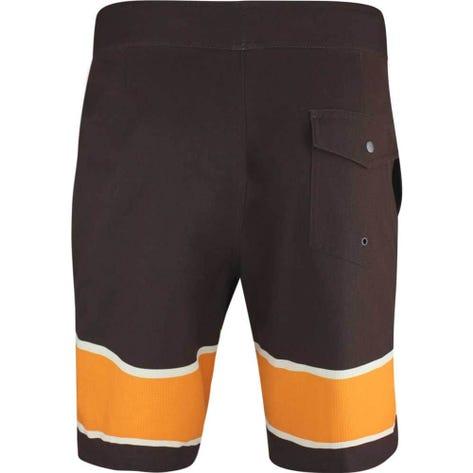 PUMA Golf Shorts - Play Loose Hang Ten Boardshort - Chocolate LE SS19