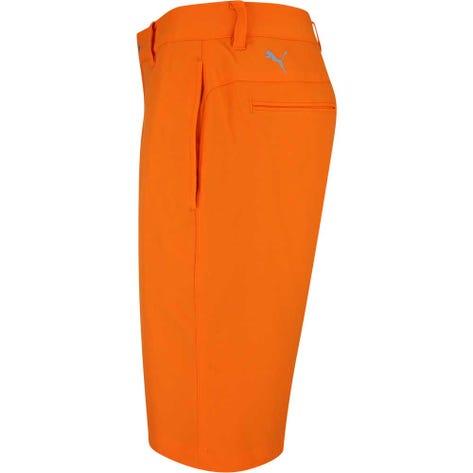 PUMA Golf Shorts - Jackpot - Vibrant Orange SS19