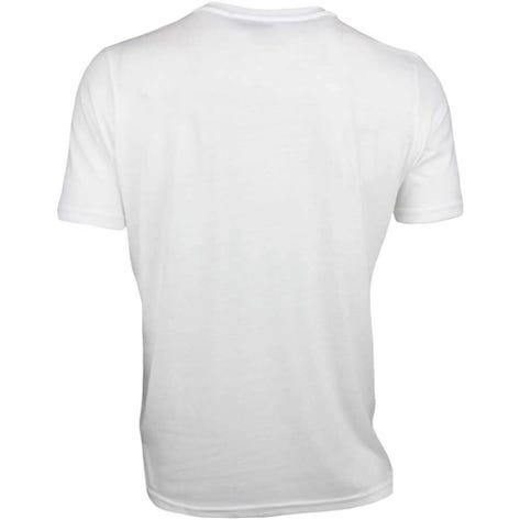 PUMA Golf T-Shirt - Play Loose Tropics Tee - Bright White LE SS19