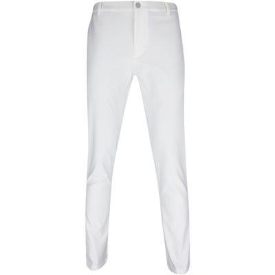 PUMA Golf Trousers - Tailored Jackpot Pant - Bright White SS21