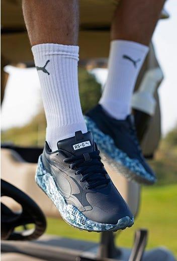 PUMA Golf - Limited Edition Floral RS-G Golf Shoes - SB2K21
