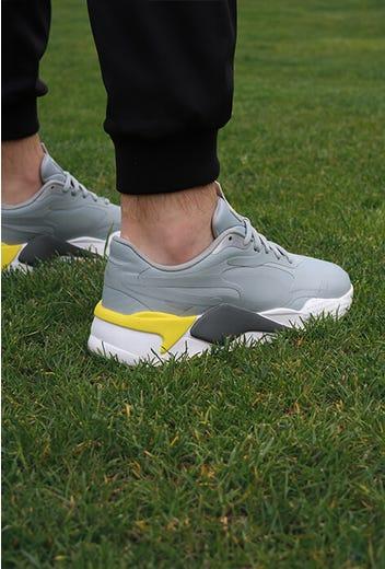 PUMA Golf - Spikeless RS Golf Shoes - Quarry Grey 2021