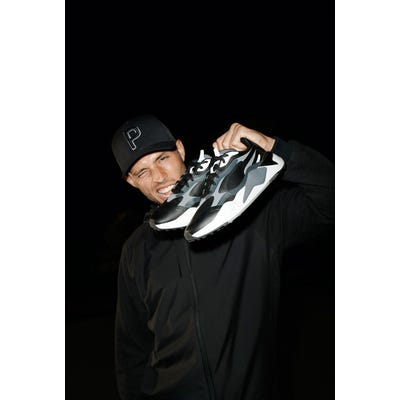 PUMA Golf - Black RS-G Spikeless Shoes - Campaign 2020