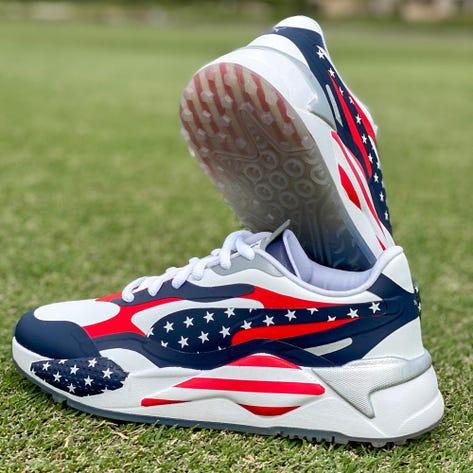 PUMA Golf Shoes - RS-G - USA Stars & Stripes LE 2020
