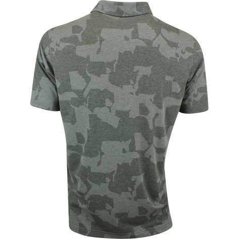 PUMA Golf Shirt - Union Camo - Quiet Shade SS19