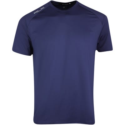 RLX Golf T-Shirt - Athleisure Performance Tee - French Navy SS21