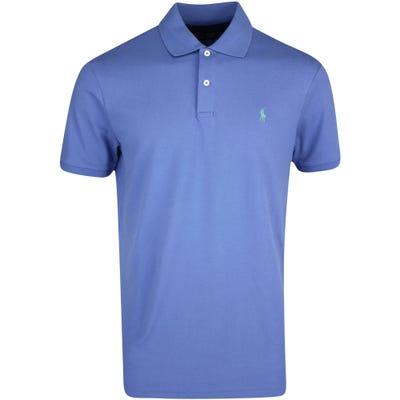 Ralph Lauren POLO Golf Shirt - Stretch Pique - Bastille Blue PS22