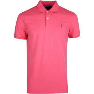 Ralph Lauren POLO Golf Shirt - Stretch Pique - Sunset Rose PS22