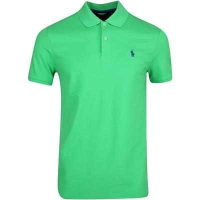 Ralph Lauren POLO Golf Shirt - Stretch Pique - Course Green SS21