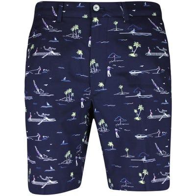 Ralph Lauren POLO Golf Shorts - Printed Chino - Barbados PS22