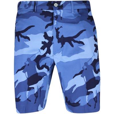 Ralph Lauren POLO Golf Shorts - Printed Chino - Blue Camo PS22
