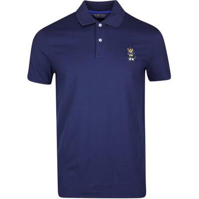 Ralph Lauren POLO Golf Shirt - Bear Logo - French Navy PS22
