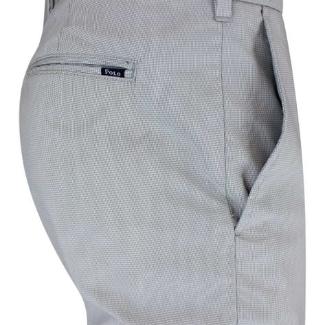 Ralph Lauren POLO Golf Trousers - Printed Chino - Grey Check SS20