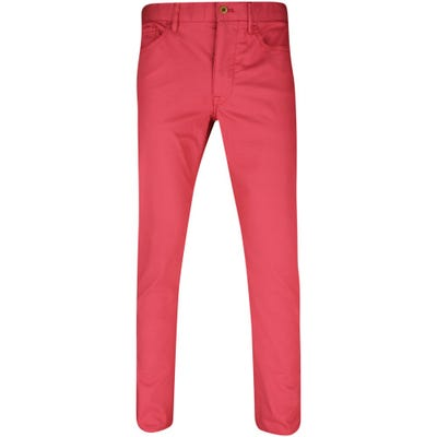 Ralph Lauren POLO Golf Trousers - Performance Chino - Nantucket Red SS21