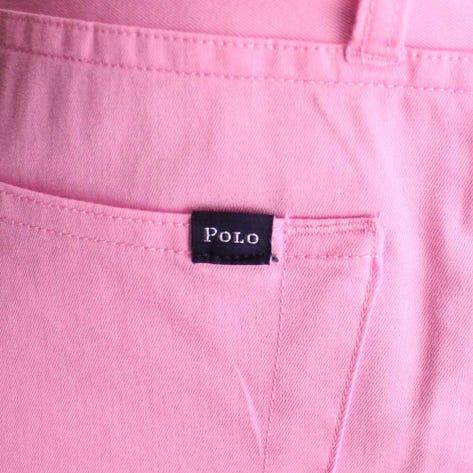 Ralph Lauren POLO Golf Trousers - Five Pocket Pant - Pink SS19