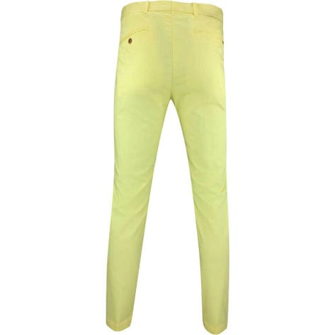 Ralph Lauren POLO Golf Trousers - Athletic Pant - Beekman Yellow SS19