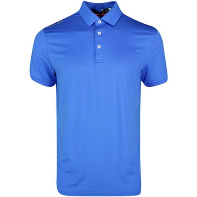 RLX Golf Shirt - Solid Airflow - Colby Blue SS21