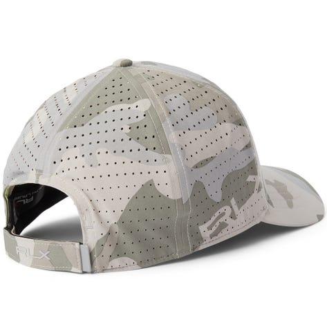 RLX Golf Cap - Active Sport - Grey Camo FA21