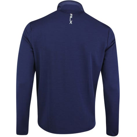 RLX Golf Jacket - Quilted Coolwool - French Navy FA20