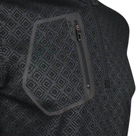 RLX Golf Pullover - Brushback Tech Jersey - Argyle Jacquard SS19