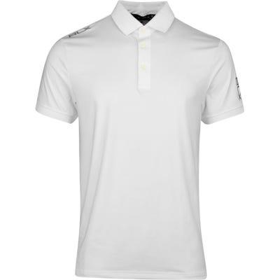 RLX Golf Shirt - Solid Airflow - Pure White FA21
