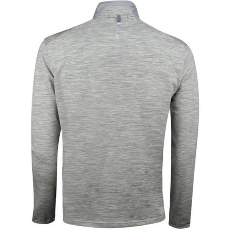 RLX Golf Jacket - Quilted Coolwool - Light Grey Heather SS19