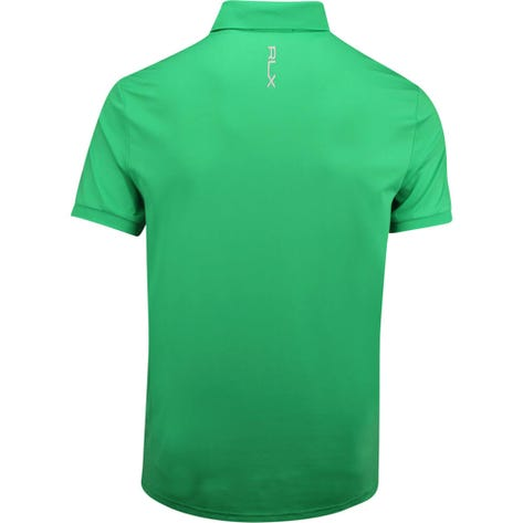 RLX Golf Shirt - Solid Airflow - Kelly Green AW19