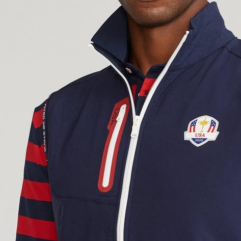 RLX Ryder Cup Golf Gilet - Tech Vest - Team USA 2021