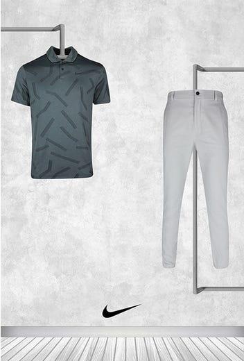 Sam Horsfield - PGA Championship Friday - Nike Outfit 2021