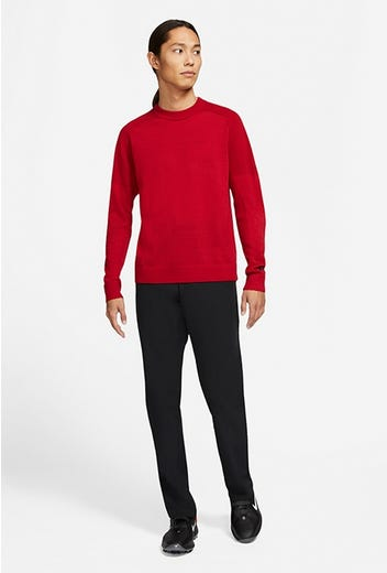 Nike Golf - Red Tiger Woods Merino Sweater - Spring 2021