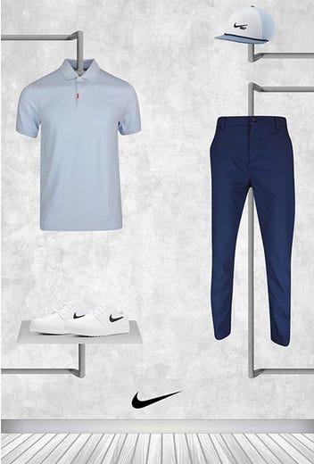 Tony Finau - PGA Championship Thursday - Nike Golf Outfit 2021