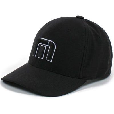 TravisMathew Golf Cap - Bahamas Icon - Black SS21