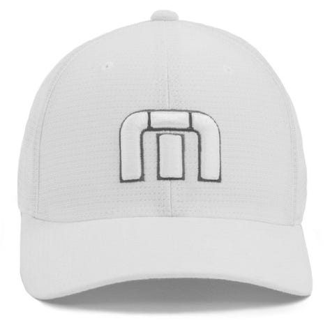 TravisMathew Golf Cap - Bahamas Icon - White SS21