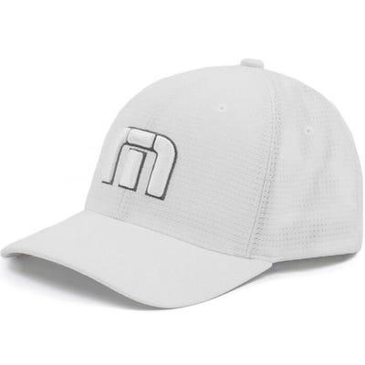TravisMathew Golf Cap - Bahamas Icon - White SS21