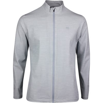 TravisMathew Golf Jacket - Road Soda 2.0 - Light Grey SS21