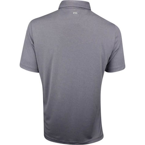 TravisMathew Golf Shirt - Malm Polo - Heather Cadet SS19