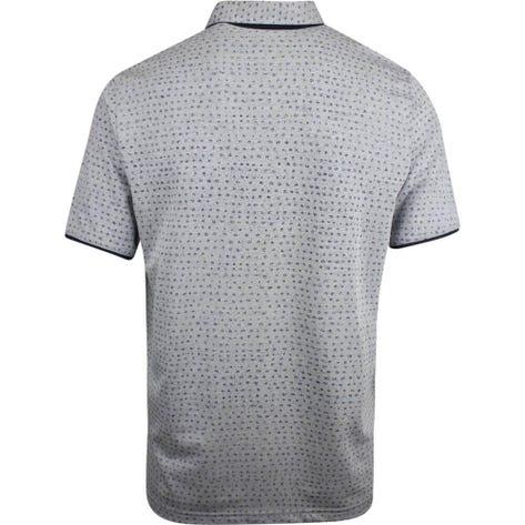 TravisMathew Golf Shirt - Nailed It Polo - Heather Grey SS19
