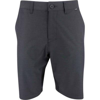 TravisMathew Golf Shorts - Beck - Black SS21