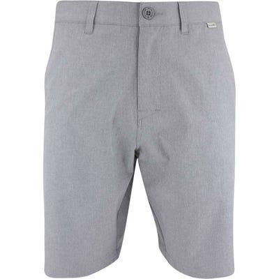 TravisMathew Golf Shorts - Beck - Light Grey SS21