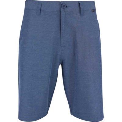TravisMathew Golf Shorts - Beck - Vintage Indigo SS21