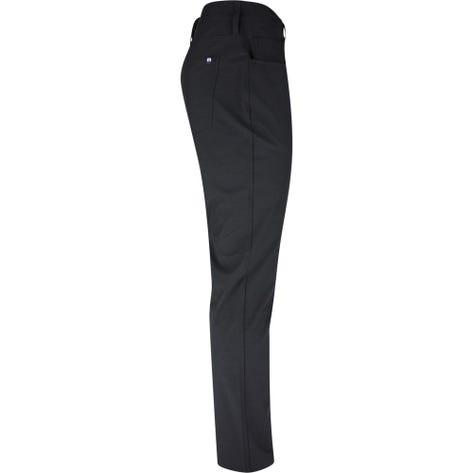 TravisMathew Golf Trousers - Beckladdium - Black SS21