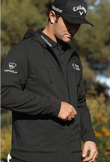 Jon Rahm - TravisMathew Golf Hoodie - Campaign SS21