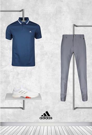 Tyrrell Hatton - PGA Championship - Moving Day adidas Look 2021