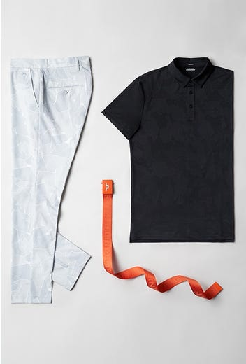 Viktor Hovland - Camouflage JL Golf Trousers - TPC Sawgrass SP21