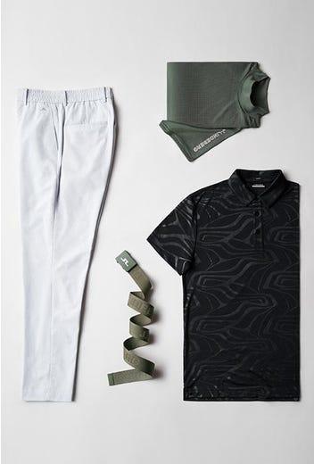 Viktor Hovland - US PGA Friday - J.Lindeberg Golf Outfit 2021