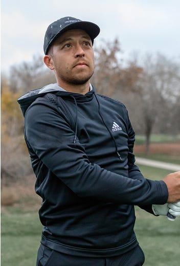 adidas Golf - Cold Ready Hooded Sweater - Xander Schauffele 2020