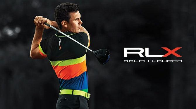 RLX Ralph Lauren AW15 Golf Collection Arrives